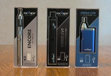 Electronic cigarettes three new toys from RocVape