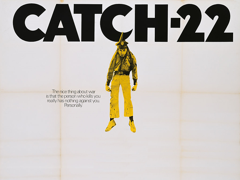 The Final Catch 22